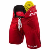 Шорты CCM HP9060 TACKS Prot Pants Red JR