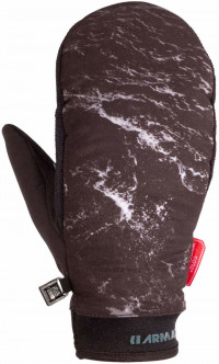 Варежки мужские Armada Carmel Windstopper Mitt washed black