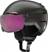Шлем Atomic Savor Visor R black (2021)