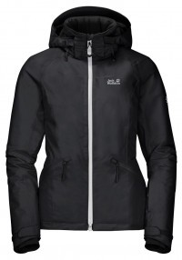 Куртка Jack Wolfskin Powder Mountain Jacket Women black (2020)