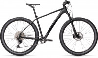 "Велосипед CUBE Attention SL 29"" black´n´grey (2021)"