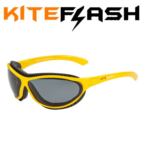 Очки для кайтсерфинга Kiteflash Mancora Original Yellow
