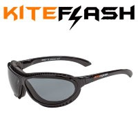 Очки для кайтсерфинга Kiteflash Mancora Brilliant Black