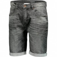 Шорты Scott джинсовые Factory Team grey washed