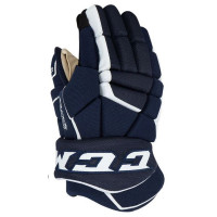 Перчатки игрока дет. HG9040 JR CCM Tacks Prot GLOVES Navy/White