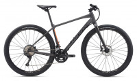 "Велосипед Giant TOUGHROAD SLR 0 28"" Metallic Black (2020)"