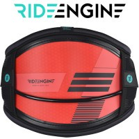 Кайт  трапеция RIDEENGINE HEX CORE SOLAR RED HARNESS (2018)