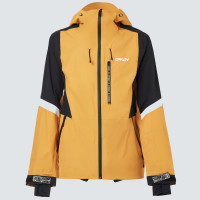 Куртка мужская OAKLEY TC GUNN SHELL JACKET Gold Yellow (2021)