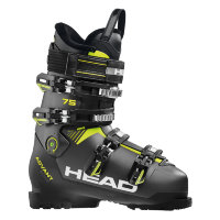 Горнолыжные ботинки Head Advant EDGE 75 anthracite/black-yellow (2019)