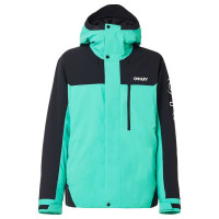 Куртка мужская Oakley TNP BZI Jacket Black/Mint (2021)