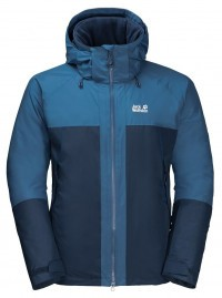 Куртка Jack Wolfskin Powder Mountain Jacket Men dark indigo (2020)