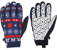 Перчатки мужские Armada Carmel Windstopper Glove fair isle