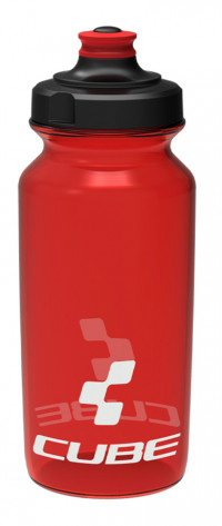 Фляга Cube Bottle 0.5l Icon red