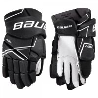 Перчатки Bauer S18 NSX Gloves JR black