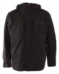 Куртка мужская OAKLEY TNP SYPHON SHELL Jacket blackout (2021)