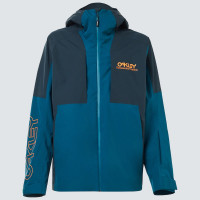 Куртка мужская OAKLEY TNP SYPHON SHELL Jacket double blue (2021)