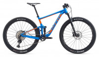 Велосипед Giant Anthem 29 1 Metallic Blue / Orange (2020)