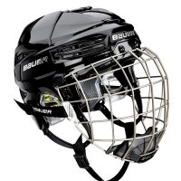 Шлем Bauer Re-Akt 75 Helmet Combo T1 black