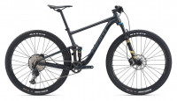 Велосипед Giant Anthem 29 2 Matte Gunmetal Black / Gloss Metallic Black (2020)