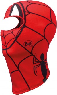 Балаклава Buff SuperHeroes Polar Spidermask Red