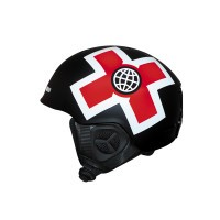 Шлем ProSurf XG100 (C) HELMET black/red