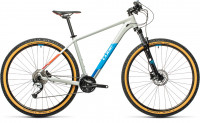 "Велосипед CUBE Aim SL 27.5"" grey´n´blue´n´red (2021)"