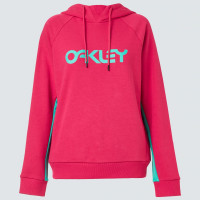 Толстовка Oakley TNP Women's DWR Fleece Hoody Rubine Red (2021)