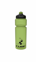 Фляга Cube Bottle 0.75l Icon green