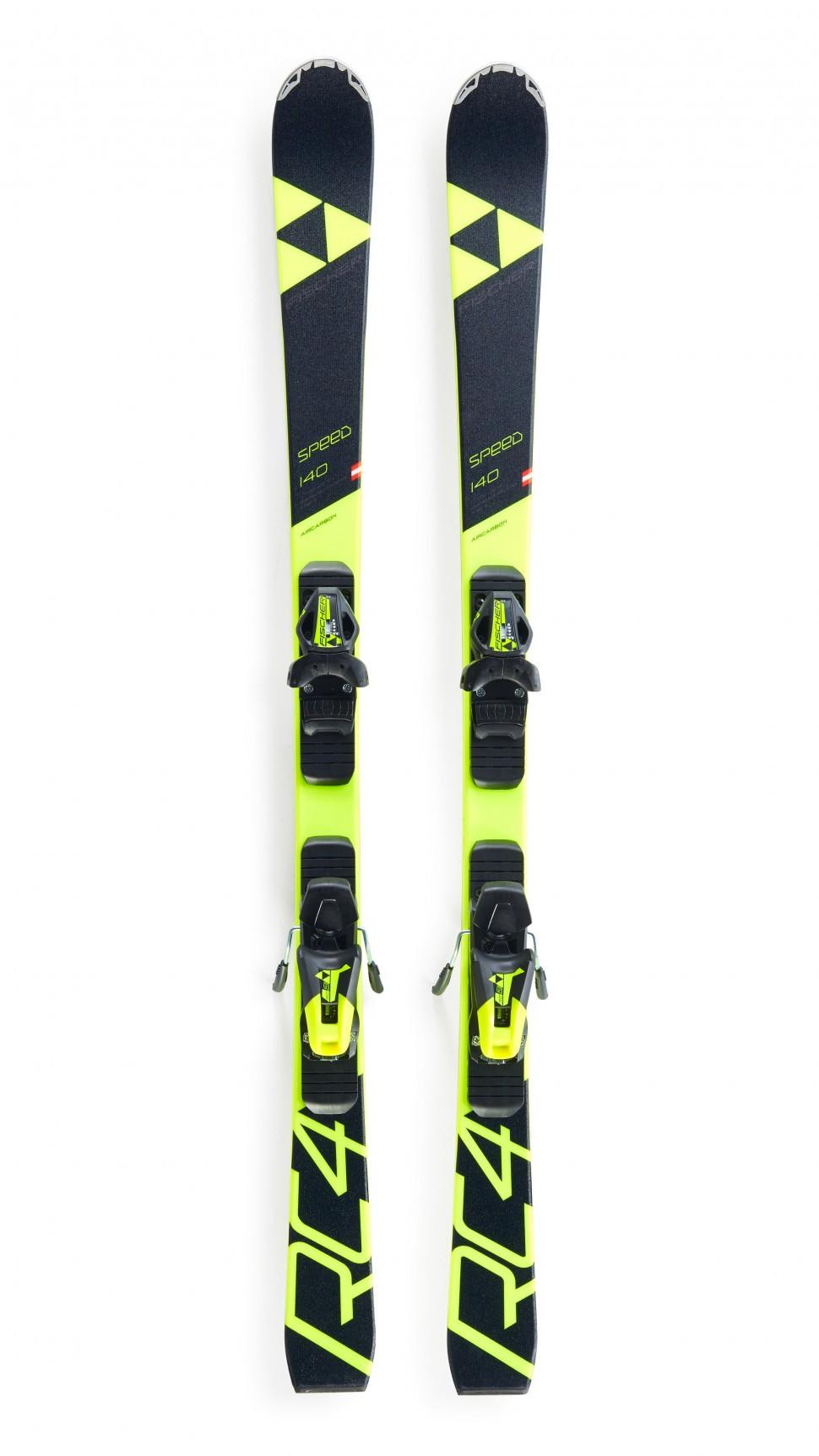Горные лыжи Fischer RC4 Speed Jr. + крепления RC4 Z9 BRAKE 78  J  (2019) af720d353d6