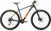 "Велосипед CUBE Aim SL 27.5"" black´n´orange (2021)"