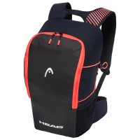 Рюкзак Head Women Back Pack anthracite/grey/coral (2020)