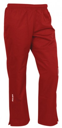 Брюки Bauer Lightweight Warmup Pant SR red