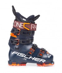 Ботинки горнолыжные Fischer Ranger One 130 pbV Walk Dyn dark blue (2020)