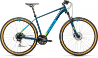 "Велосипед CUBE Aim Race 27.5"" blueberry´n´lime (2021)"