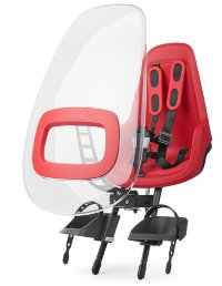 Лобовое стекло Bobike Windscreen One+ strawberry red