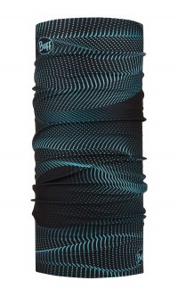 Бандана Buff Original Glow Waves Black