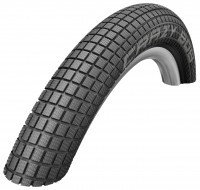 "Велопокрышка 20"" Schwalbe 24х2,35 CRAZY BOB Performance"