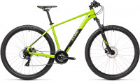 "Велосипед CUBE Aim Pro 27.5"" green´n´black (2021)"
