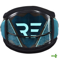 Кайт Трапеция RideEngine Prime Shell Water Harness черно-бирюзовый