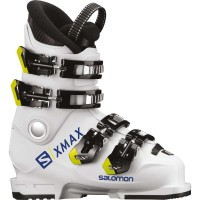 Горнолыжные ботинки Salomon X Max 60T M white/raceblue/acid (2019)