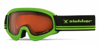 Маска Slokker SLK Goggle Brenta orange green (2020)