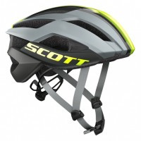 Шлем Scott Arx Plus grey/yellow
