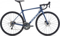 Велосипед Giant TCR Advanced 3 Disc Blue Ashes (2021)