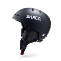 Шлем Shred Totality Noshock black (2020)